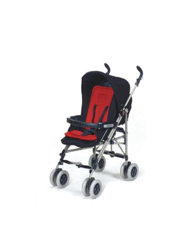 Materassino passeggino lineare rosso - BABY'S CLAN - Accessori passeggini