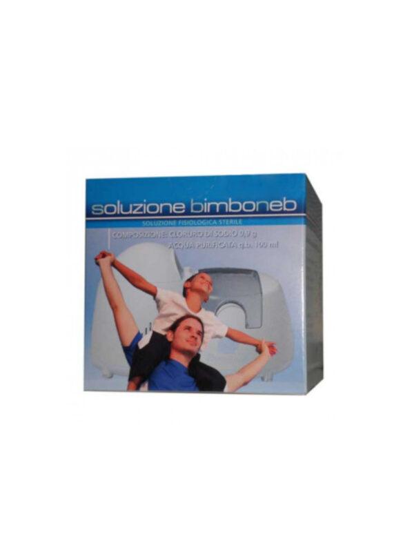 Soluzione fisiologica Bimboneb 30x 5ml - AIR LIQUID MEDICAL SYSTEMS
