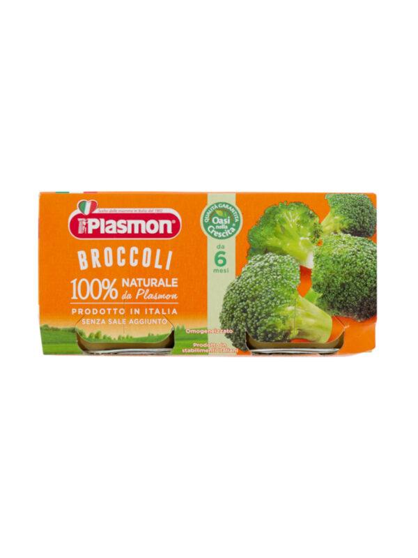 Plasmon - Omogeneizzato Cavolfiore - 2x80g - Plasmon - Omogeneizzato verdure