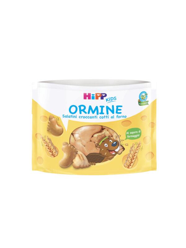 Ormine 28g - HiPP - Snack per bambini