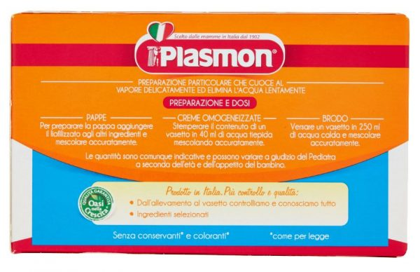 Plasmon - Lio Coniglio - 3x10g - Plasmon - Liofilizzati