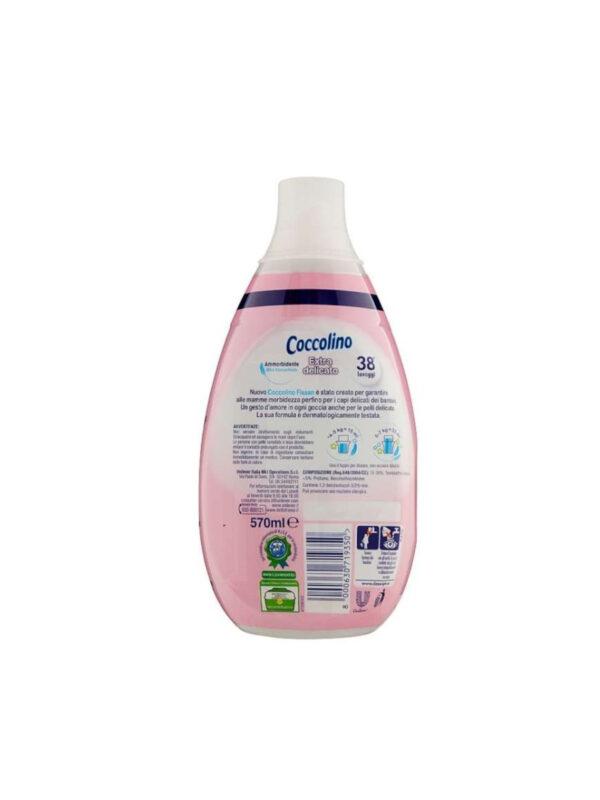 Fissan Coccolino ammorbidente concentrato 570 ml 38 lavaggi - COCCOLINO - Detergenti e creme