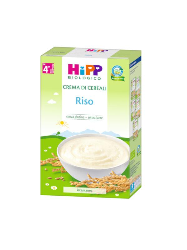 Crema di cereali Riso 200g - HiPP - Creme e Pappe Lattee