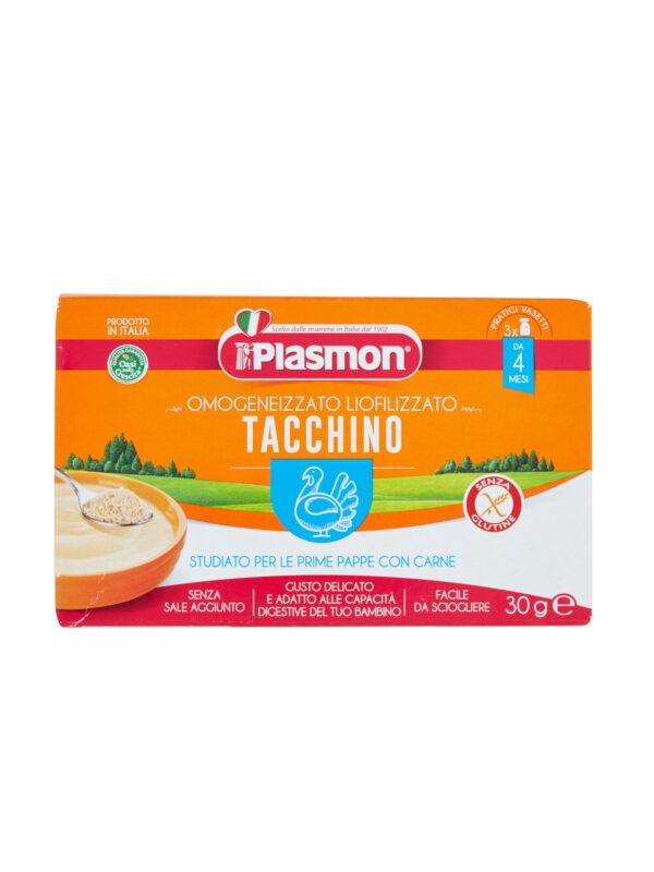 Plasmon - Lio Tacchino - 3x10g - Plasmon - Liofilizzati