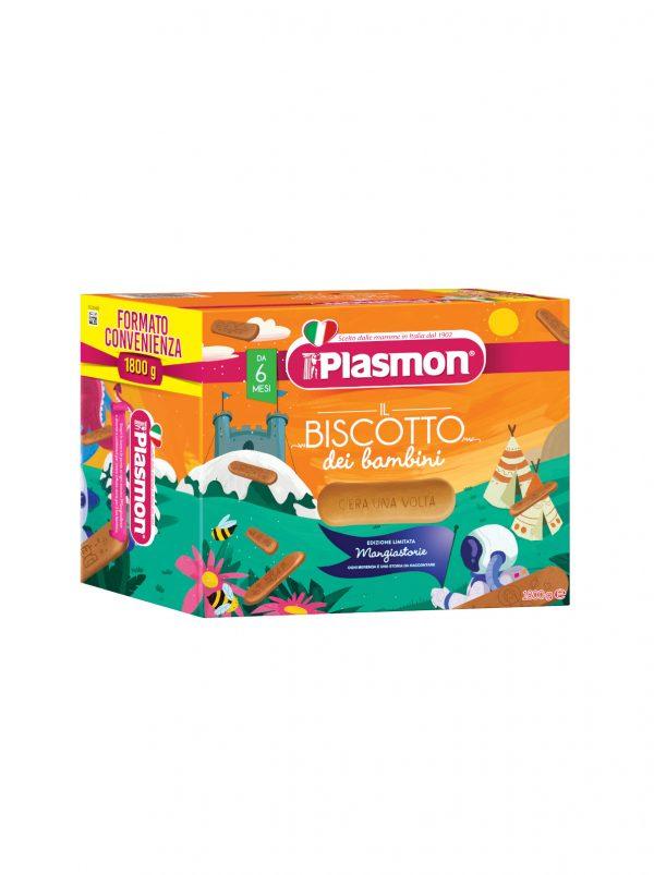 Plasmon - Biscotto Classico  - 1800g - Plasmon - Biscotti per bambini