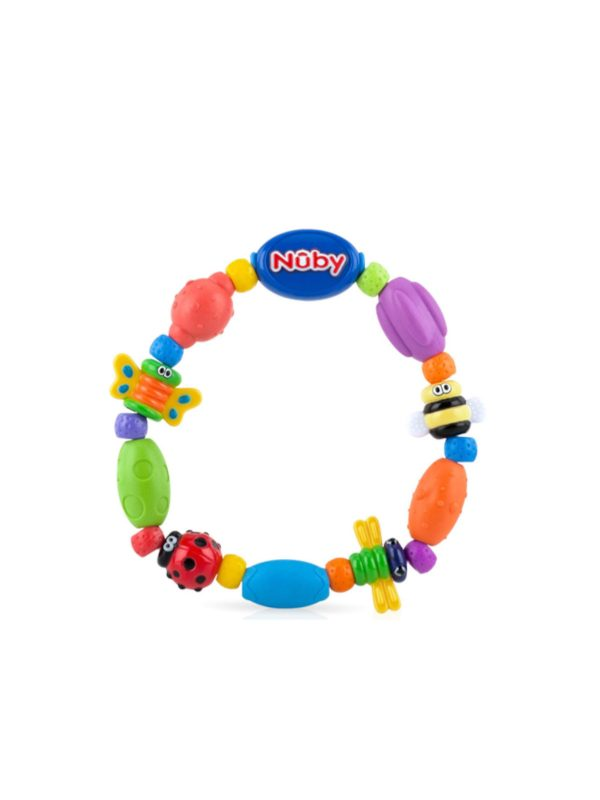 Anello massaggiagengive <strong>Colori assortiti</strong> - NUBY