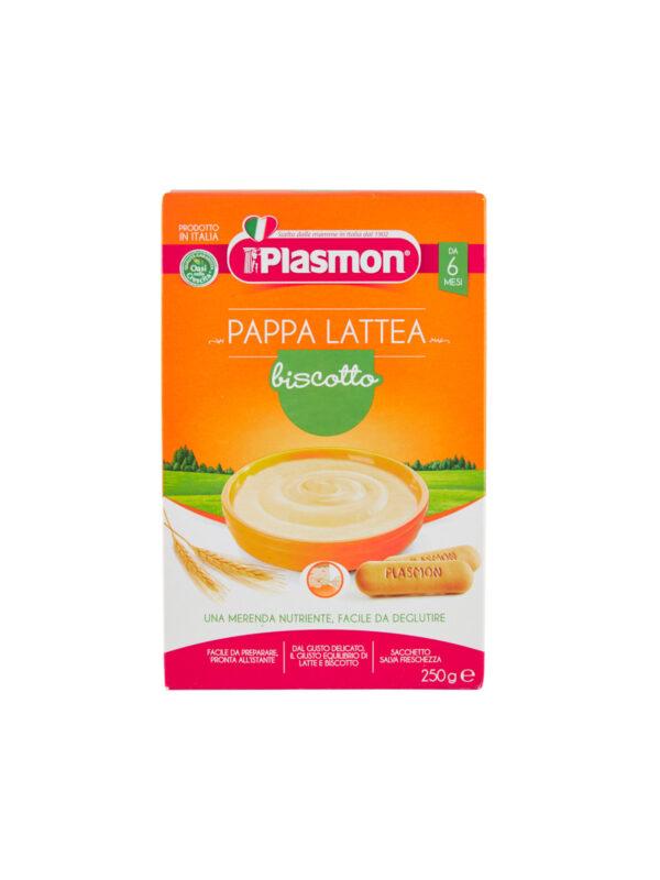 Plasmon - Pappa Biscotto - Frumento - Miele - 250g - Plasmon - Creme e Pappe Lattee