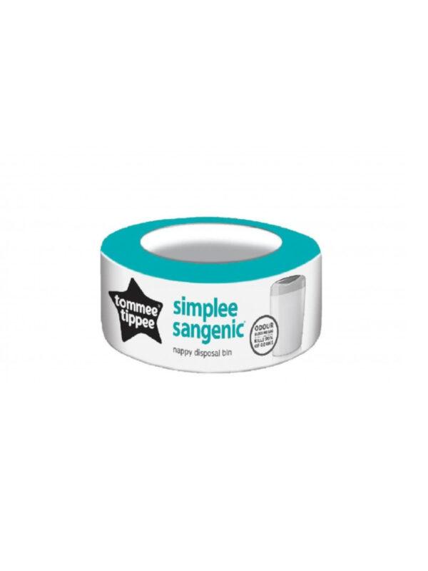Ricarica singola per mangiapannolino Simplee - SANGENIC - Mangiapannolini