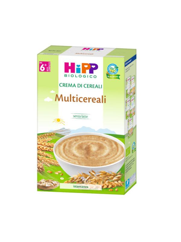 Crema di cereali Multicereali 200g - HiPP - Creme e Pappe Lattee