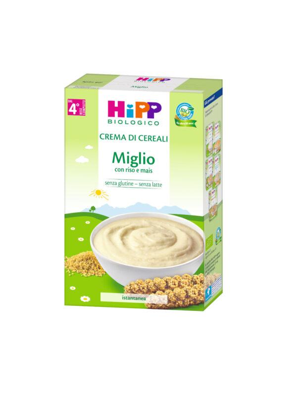 Crema di cereali Miglio 200g - HiPP - Creme e Pappe Lattee