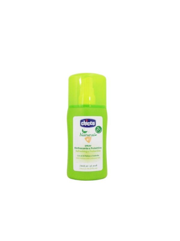 Chicco Natural Spray Rinfrescante e Protettivo 100 - CHICCO - Cura e cosmesi bambino