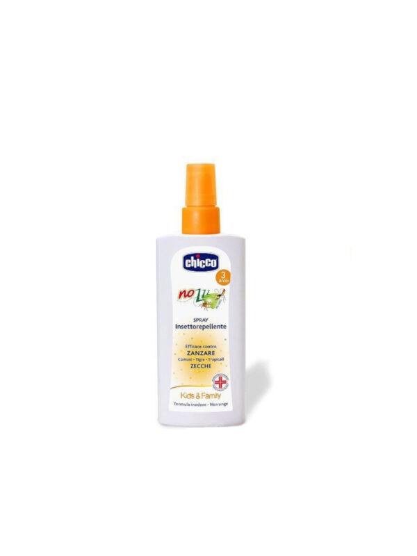 Chicco Spray Insettorepellente Kids-Family 100ml - CHICCO