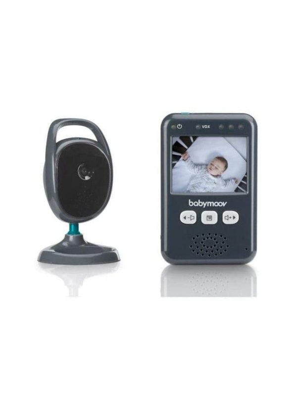 Babyphone video essential - BABYMOOV - Accessori sicurezza