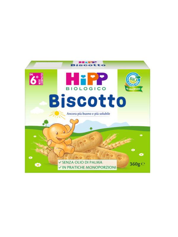 Biscotto Solubile 360g - HiPP - Biscotti per bambini
