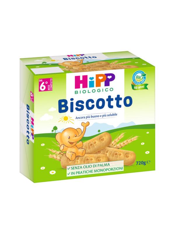 Biscotto Solubile 720g - HiPP - Biscotti per bambini