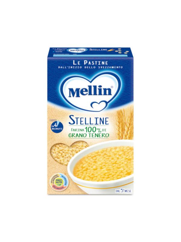 MELLIN Pastina stelline 320 gr - MELLIN - Pastine per bambini