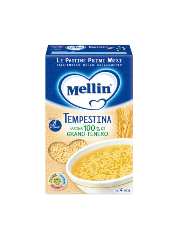 MELLIN Pastina tempestina 320 gr - MELLIN - Pastine per bambini