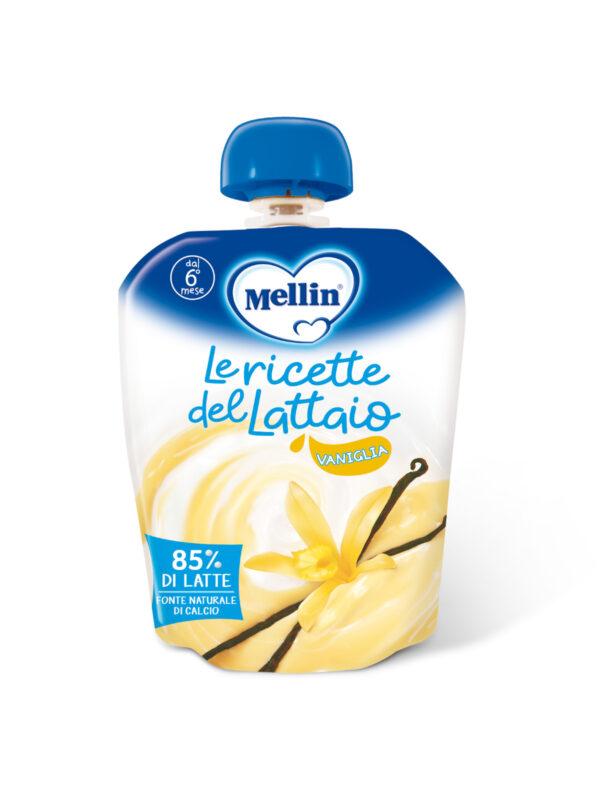 MELLIN - Pouch latte vaniglia 85 gr - MELLIN - Merende da bere