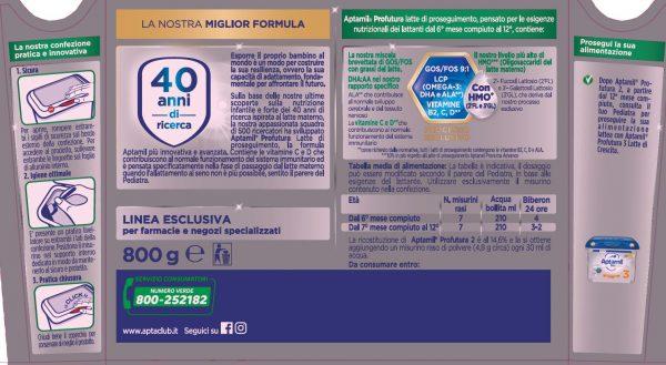 APTAMIL - Profutura 2 800 gr - APTAMIL - Latte 2