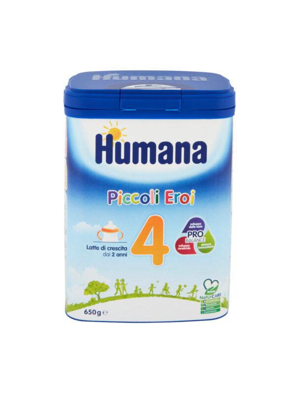 HUMANA 4 Probalance polvere 650 gr - HUMANA - Latte crescita 3-4-5