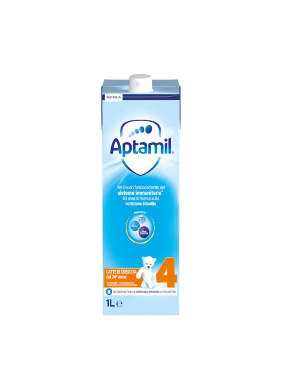 APTAMIL - Aptamil Crescita 4 1 lt - APTAMIL - Latte 1