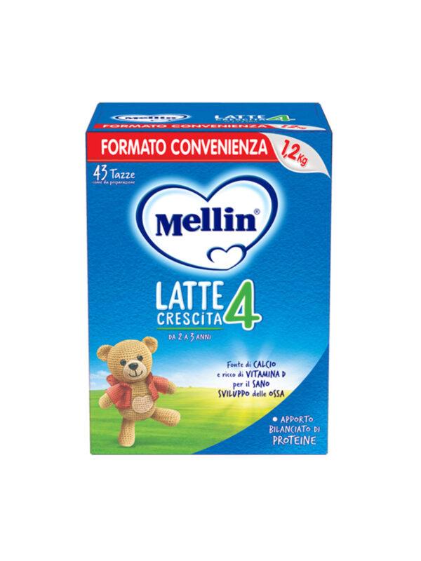 MELLIN - Latte Mellin 4 polvere 1200 gr - MELLIN - Latte crescita 3-4-5