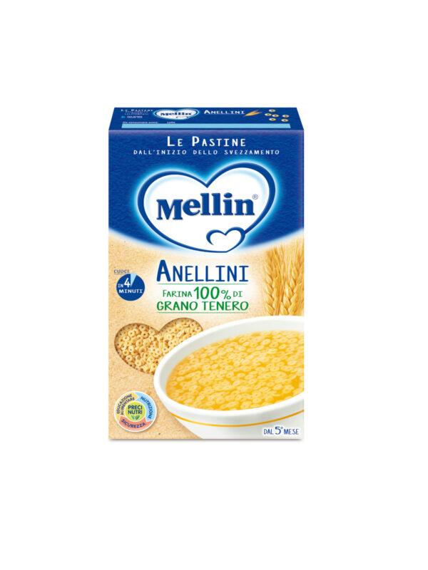 MELLIN Pastina anellini 320 gr - MELLIN - Pastine per bambini