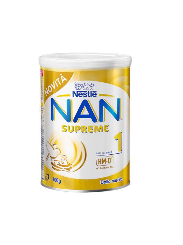 NESTLE' - Latte Nan Supreme 1 400 gr - NESTLE' - Latte 1