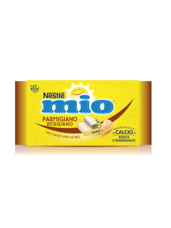 NESTLE' - Formaggino mio parmigiano 125 gr - NESTLE' - Snack per bambini
