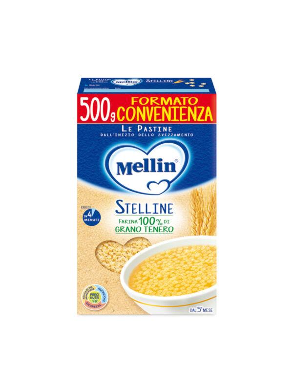 MELLIN - Pastina stelline 500 gr - MELLIN - Pastine per bambini