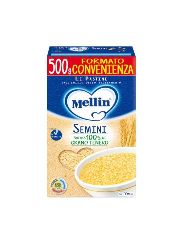 MELLIN - Pastina semini 500 gr - MELLIN - Pastine per bambini