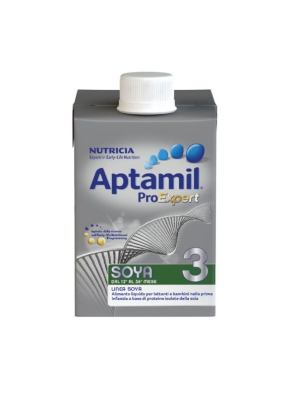 APTAMIL Aptamil 3 soya 500 ml - APTAMIL - Latte crescita 3-4-5