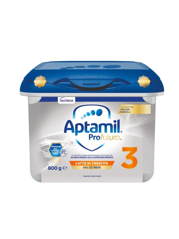 APTAMIL - Profutura 3 800 gr - APTAMIL - Latte crescita 3-4-5