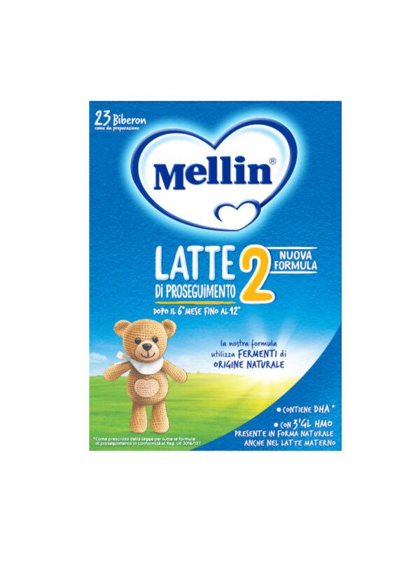 MELLIN - Latte Mellin 2 2x800 - MELLIN - Latte 2