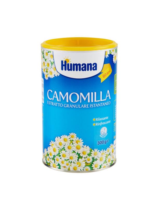 HUMANA Camomilla granulare 300 gr - HUMANA - Tisane per bambini