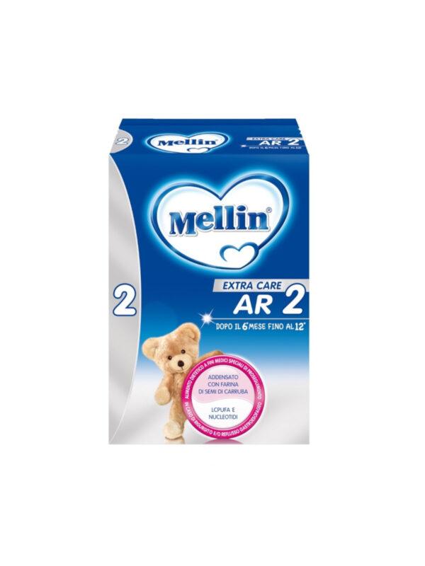 MELLIN - Mellin AR 2 400 gr - MELLIN - Latte 2