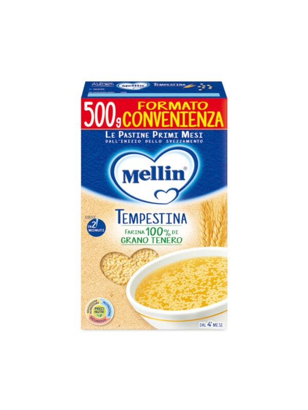 MELLIN - Pastina tempestina 500 gr - MELLIN - Pastine per bambini