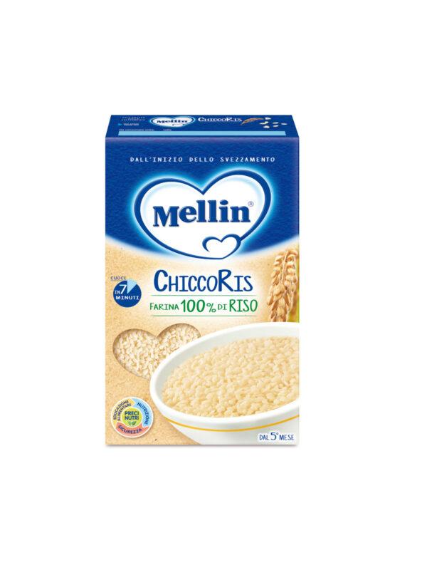 MELLIN Pastina chiccoris 320 gr - MELLIN - Riso e sughi per bambini