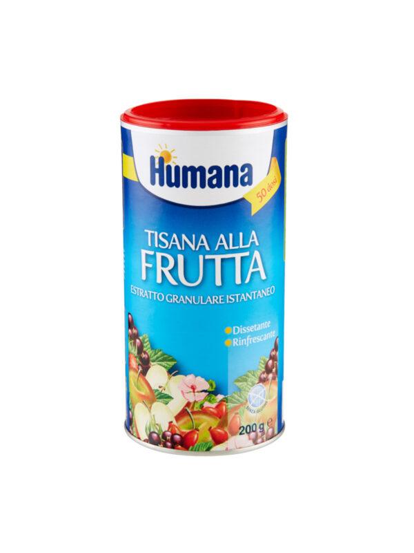 HUMANA Tisana alla frutta 200 gr - HUMANA - Tisane per bambini
