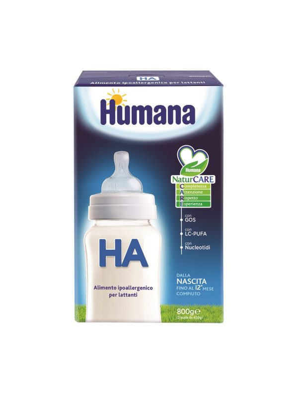HUMANA Latte HA polvere 800 gr - HUMANA - Latti speciali