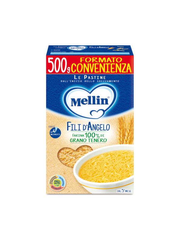 MELLIN - Pastina fili d'angelo 500 gr - MELLIN - Pastine per bambini