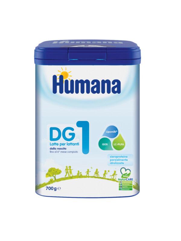 HUMANA Latte DG 1 polvere 700 gr - HUMANA - Latte 1