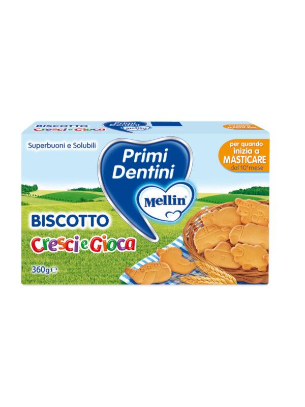 MELLIN Biscotto cresci e gioca 360 gr - MELLIN - Biscotti per bambini