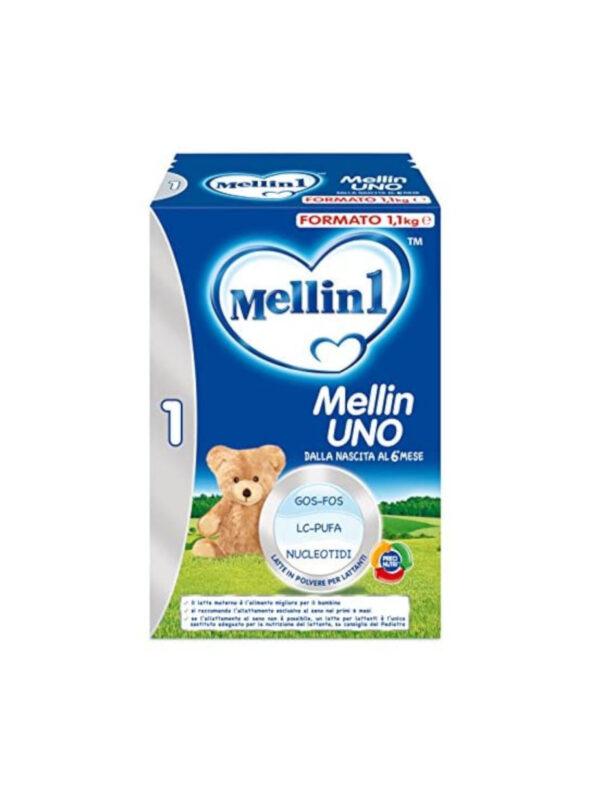 MELLIN - Mellin 1 1100 gr - MELLIN - LATTE NEONATI E INFANZIA