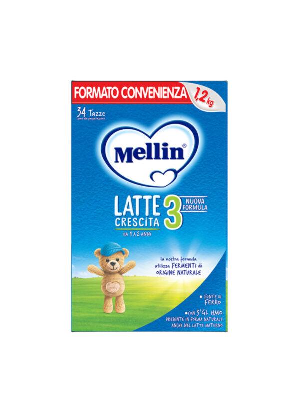 MELLIN - Latte mellin 3 1200 gr - MELLIN - Latte crescita 3-4-5