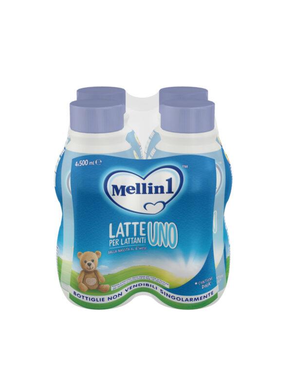 MELLIN - Mellin 1 4x500 ml - MELLIN - Latte 1
