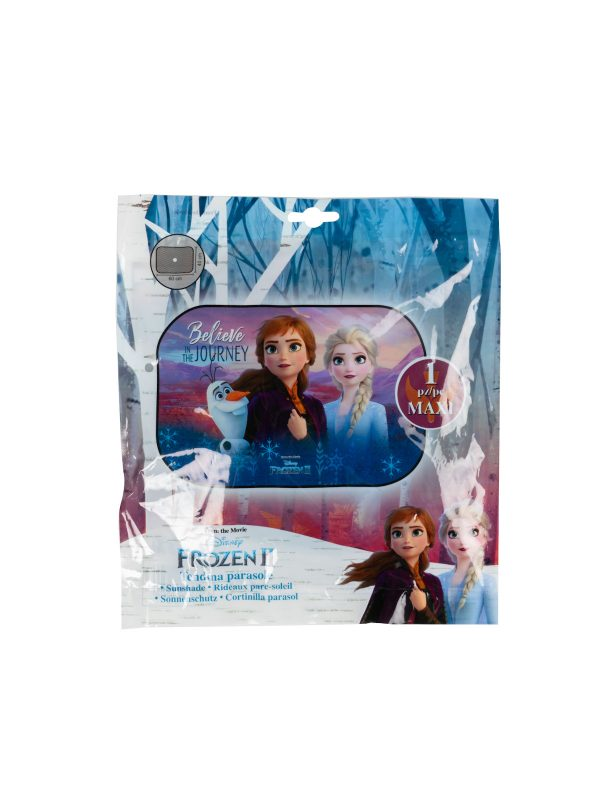 Tendina Laterale maxi Disney Frozen 2 60x40 cm - 1 pezzo - DISNEY - Accessori per Auto