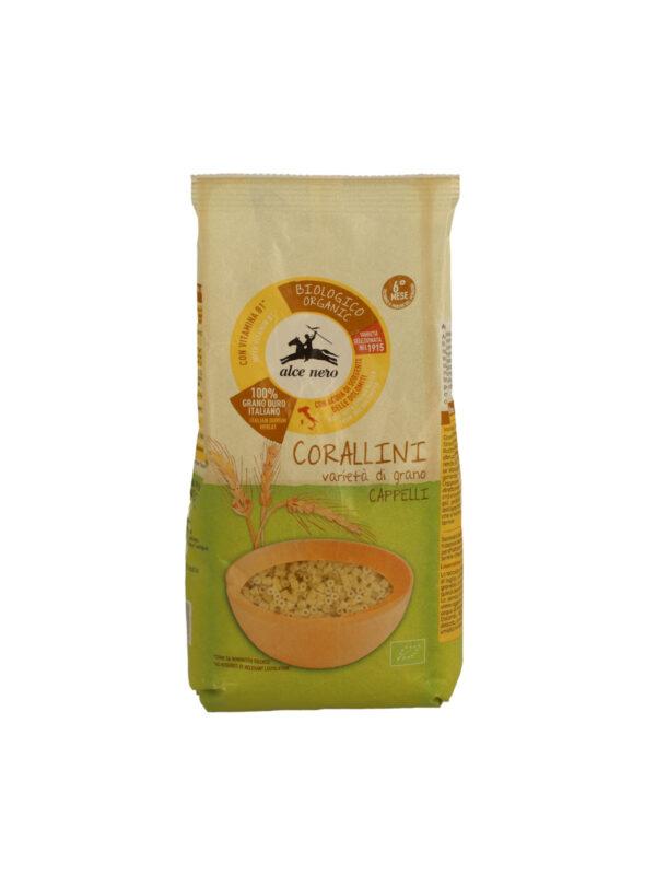 Corallini Senatore Cappelli baby Food Bio Alce Nero 500g - Alce Nero - Pastine per bambini