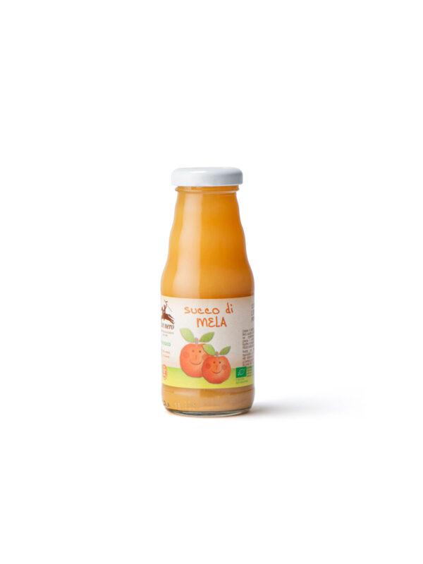Succo di mela con vitamina C Baby Food Bio Alce Nero 200 ml - Alce Nero - Succhi di frutta per bambini