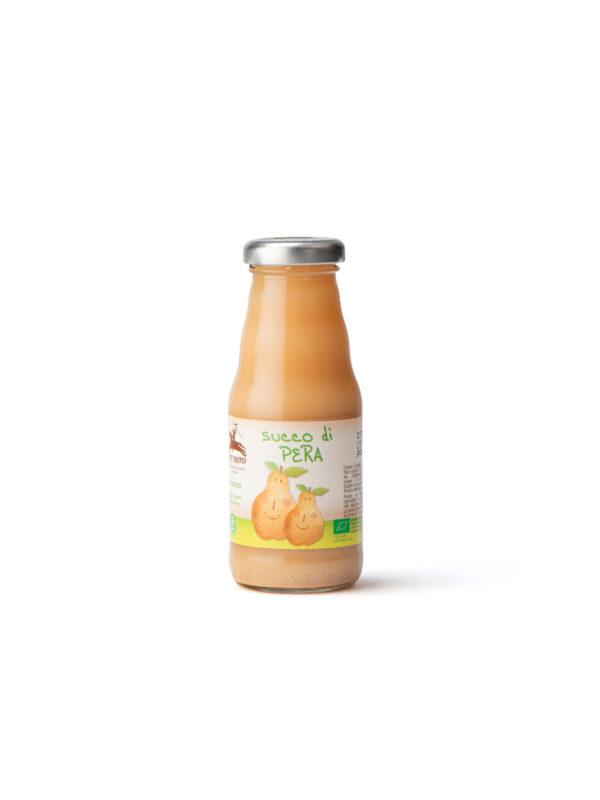 Succo di pera con vitamina C Baby Food Bio Alce Nero 200ml - Alce Nero - Succhi di frutta per bambini